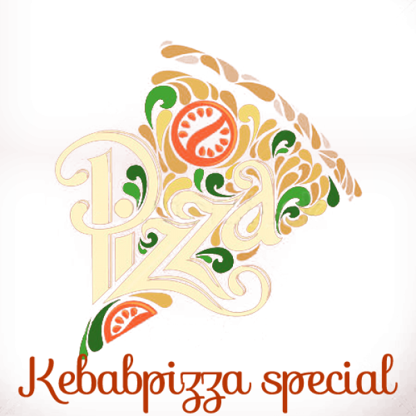 Kebabpizza special
