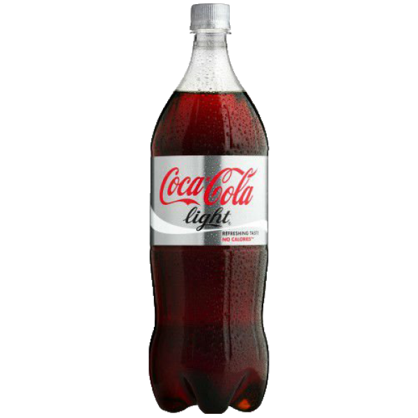 94.Coca-Cola light 2 liter