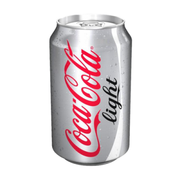 90.Coca-Cola light 33 cl